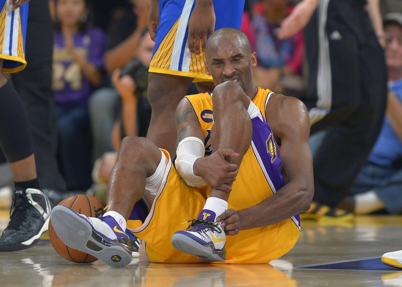"Kobe Bryant took to Facebook in the wee hours of Saturday morning to vent about the Achilles tendon injury that likely ended his season, writing the ""frustration is unbearable"" but the setback will not end his career.The Lakers' star felt a pop as he pushed off his left foot making a move during Los Angeles' victory against Golden State on Friday night. The team, in a final push to make the playoffs, is all but certain Bryant tore his Achilles. He is to have an MRI on Saturday.The 34-year-old Bryant posted about his ""rage"" on his Facebook a few hours after being hurt: ""Why the hell did this happen ?!? Makes no damn sense. Now I'm supposed to come back from this and be the same player Or better at 35?!? How in the world am I supposed to do that?? ""He added: ""Maybe this is how my book ends. Maybe Father Time has defeated me…Then again maybe not!""""One day, the beginning of a new career journey will commence. Today is NOT that day."" (Photo: Mark J. Terrill/The Associated Press)"