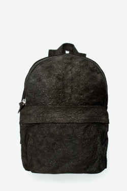 "bostonroll:  SILENT by Damir Doma ""Broto"" leather backpack 
