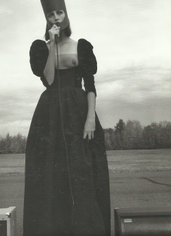 mariacarlabosscono:  photographed by Steven Klein for Dutch Magazine November 1997