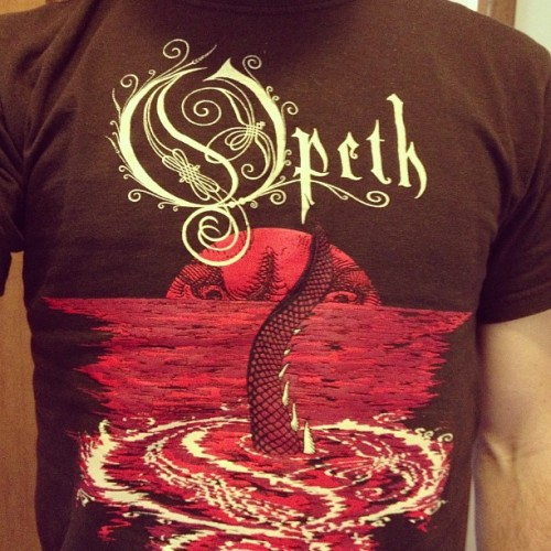 #Opeth #FullMetalMerch #Metal #Prog #Svenska (at Annandale)