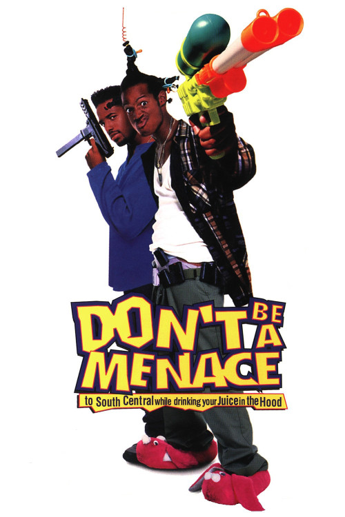 therhythmhitem:  Don't Be a Menace…