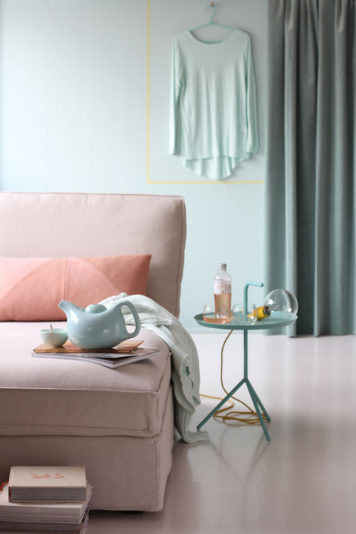 beautiful pastels (via 79 Ideas)