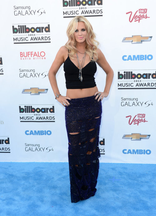 heart-addictions:  Jenny McCarthy at the 2013 Billboard Awards.