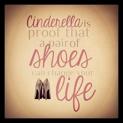 In #Love with #shoes!! #disney #Cinderella #Princess 👑 🎀 I saw this and had to repost this!! #loveit #Muah!!