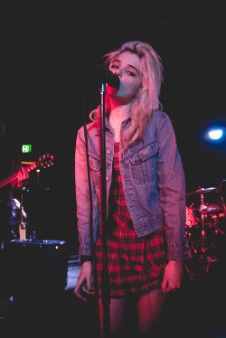 justified:  Sky Ferreira on Flickr.