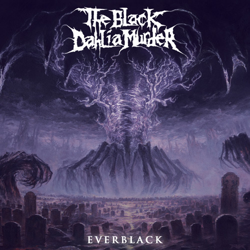 "THE BLACK DAHLIA MURDER stream ""Raped in Hatred by Vines of Thorn"""