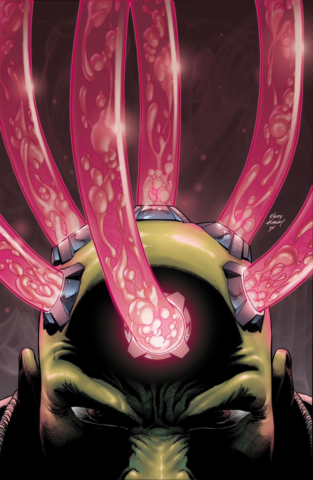 shaunzeee:  Brainiac | Andy Kubert