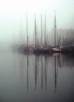 ocean sea ship Ships fog sailing sail nautical port age of sail Naval Architecture tall ships tall ship navalarchitecture