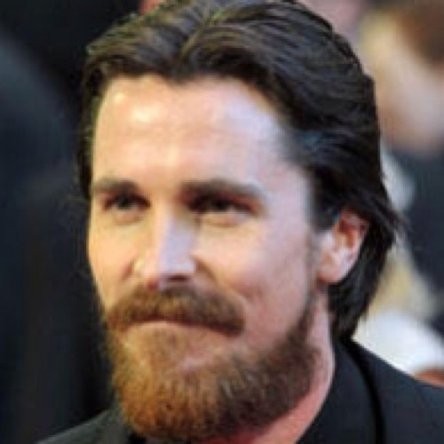 New wish in life? To have facial hair as perfect as Christian Bale.