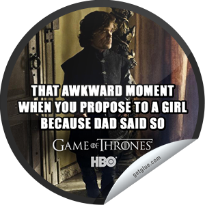 I just unlocked the Game of Thrones: The Climb Re-Air sticker on GetGlue                      1029 others have also unlocked the Game of Thrones: The Climb Re-Air sticker on GetGlue.com                  You're watching the re-air of Sunday's episode of Game of Thrones. Congrats to @tvchick23 for creating the winning meme! Share this one proudly. It's from our friends at HBO.
