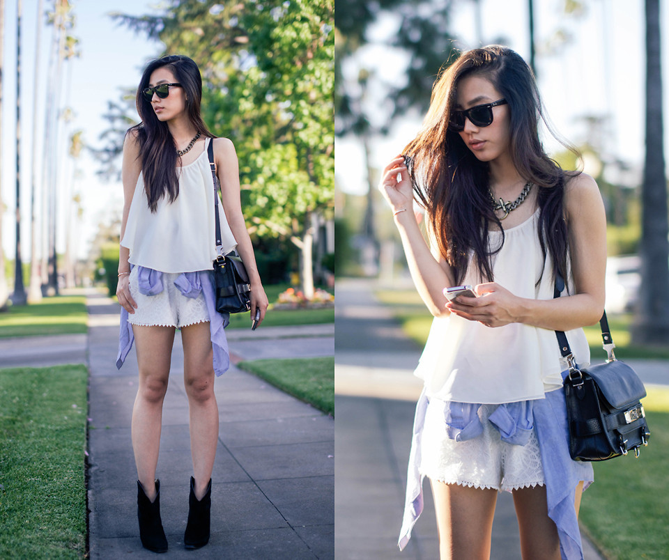 lookbookdotnu:  Easy going summer days (by Jenny Ong)