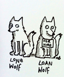 twistedlildoodles:  Wolves