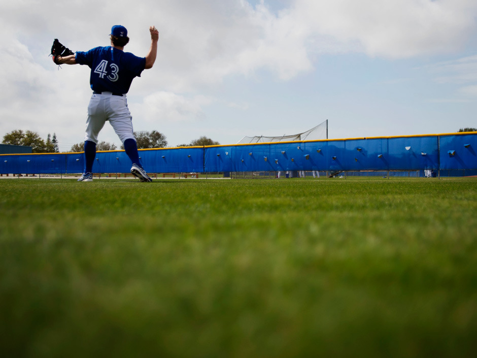 nationalpostsports:  It's time. The Toronto Blue Jays open their season on Tuesday night. Find out everything you need to know about this World serious team: http://natpo.st/10sQJ1G  (Photo: Darren Calabrese/National Post)