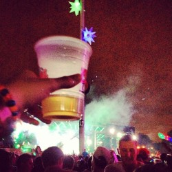 Best night  (at EDC NYC 2013)