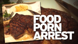 Instagram Food Porn Leads to ArrestClick picture for story - http://bit.ly/17m4UMU