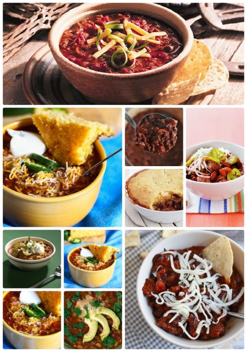 February 28th is National Chili Day!   Chili Recipes | PBS Food