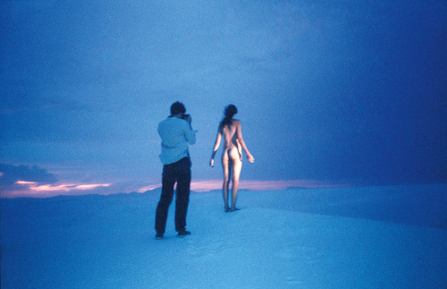 suckybl0g:  for the 'i was naked here' book by ryan mcginley
