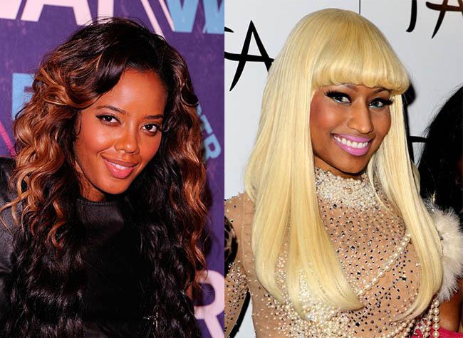 Nicki Minaj Hair Weave