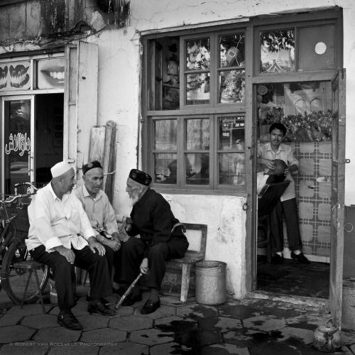 #04 in the portrait series. Portrait of community life Kashgar. Series Link