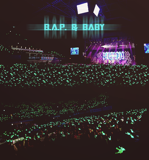 A sea of green for B.A.P. Matoki.