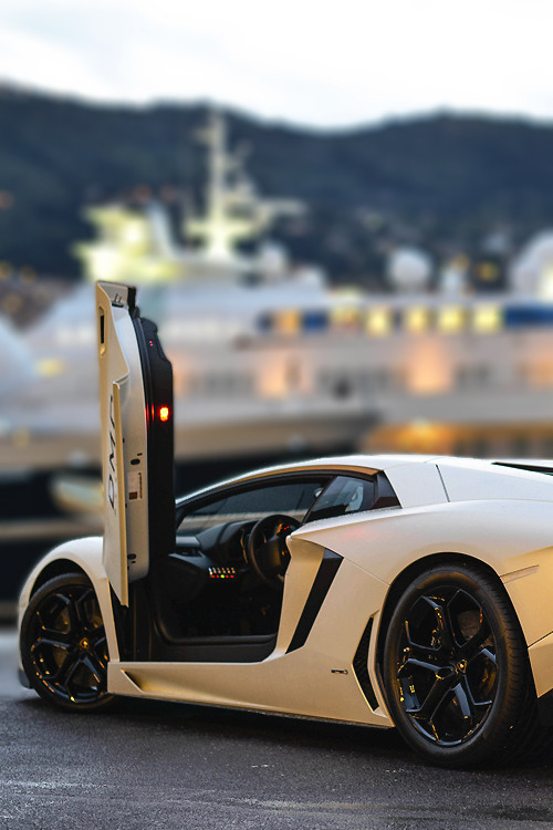 wormatronic:  Aventador DMC | More   summer life