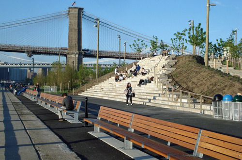Brooklyn Bridge's Park