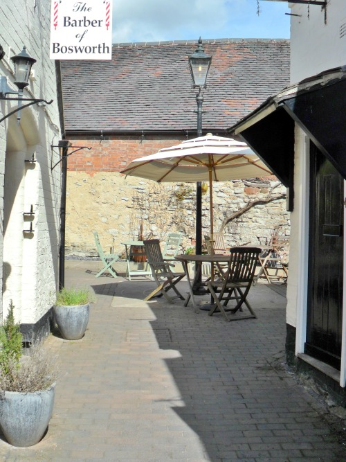 Courtyard in Market Bosworth, Leicestershire, England All Original Photography by http://vwcampervan-aldridge.tumblr.com