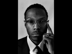 Malcolm Shabazz, the grandson of legendary human rights leader, El Hajj Malik el Shabazz, (Malcolm X), has died today, reports the Amsterdam News.   He was thrown off of a building during a robbery in Mexico, and, according to conflicting reports, he was shot.