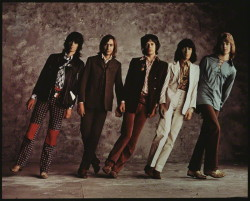 mpdrolet:  The Rolling Stones, c. 1970s Peter Webb