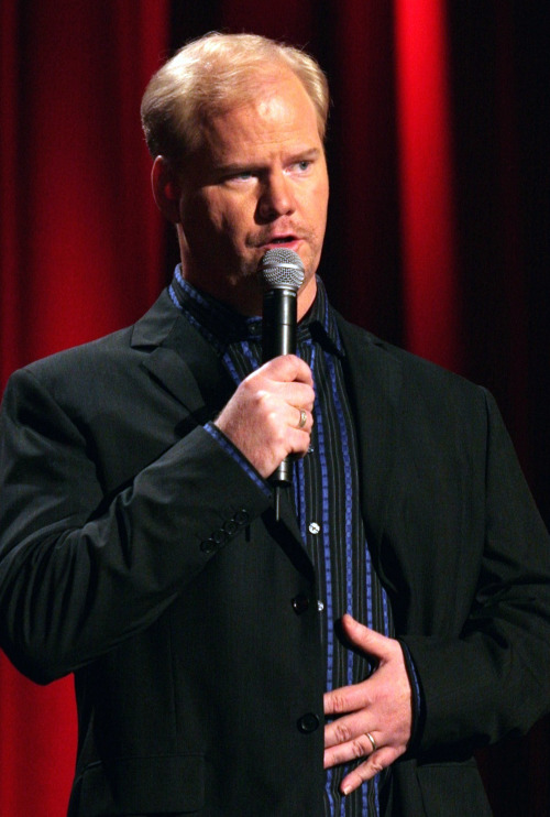 theonetheycalltrey:  Jim Gaffigan. This guy can always make me laugh.