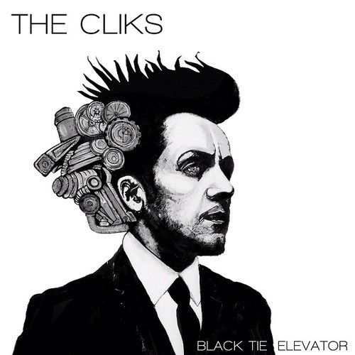 "FY!QM Reviews-The Cliks' Black Tie Elevator It's been a hot minute since the last Cliks album, 2009's Dirty King. In that time, the line-up dissolved, was assembled anew, dissolved again, and has turned into more of a rotating cast situation. Frontman Lucas Silveira made the decision to start hormones, settled into his voice, released a solo album, Mockingbird, and played bass for Hill & The Sky Heroes (who are definitely worth a listen in their own right). Needless to say, dude hasn't been lounging away the days. The result of all that keeping busy is Black Tie Elevator, a pretty stark departure from The Cliks previous two full lengths, which were dirty, garage rock affairs. Black Tie Elevator is old school, equal parts Motown and blues-rock with a dash of soul thrown in for good measure, and it's a great turn. I was not a huge fan of The Clik's first two albums. They could be fairly generic, and a lot of the songs just ended up sounding the same, but this album is a pretty far cry from that. ""Stop Drinking My Wine"" is comprable to Bruno Mars at his best (which is pretty fucking good. Conversely, when he is bad, he is really bad, but that is another post for another day), a mid tempo Motown later stage Motown number with a reggae bend. I would never have expected this from the old Cliks. In recent interviews, Silveira has said his voice really helped lead him away from his old sound and into this new style that he had always wanted to make. And it works. His new singing voice is gritty and soulful, sexy in a way it wasn't before. Perhaps it is due to confidence, or just the experience that comes with a decade plus music career, or maybe it's a bit of both. Whatever it is, I hope it stays. Other standout tracks include ""4 Letter Words"" and ""No Good Do'er."" ""4 Letter Words,"" a duet with Skye Chevolleau, is a vulnerable number, and Chevolleau's voice plays off Silveira's perfectly. They both sound like old souls singing a tired song to one another. The inclusion of subtle electronic elements to back up the single guitar warms the song just enough so that it break your heart. ""No Good Do'er"" is almost the exact opposite, it's playful, word I never thought I would use to describe The Cliks. Off beat, upstroke, clean guitars and female backing vocals, and Silveira wailing just made me want to dance, and it serves as a nice palate cleanser for the slower tracks, which, while still quite good, can drag a bit when they come one after another. Like I said before, I've never been a huge fan of The Cliks and Lucas Silveira. But Black Tie Elevator has changed my mind. It's not a perfect album (opener ""Savanna"" is almost a direct copy of ""Valerie""), but it's solid, and a great departure from their previous efforts. At the very least, it's worth a free listen on Bandcamp. You can listen Black Tie Elevator on Bandcamp, and get it on iTunes or through The Cliks webstore."