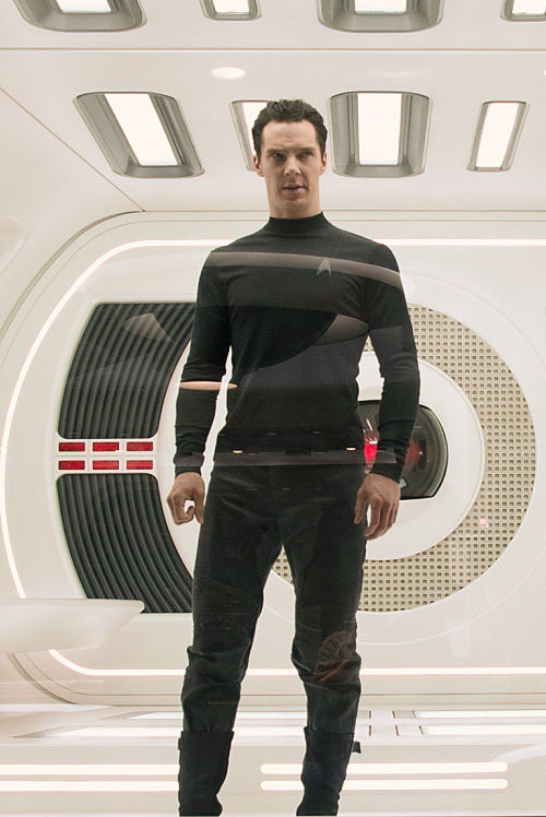 Benedict Cumberbatch in Star Trek: Into Darkness