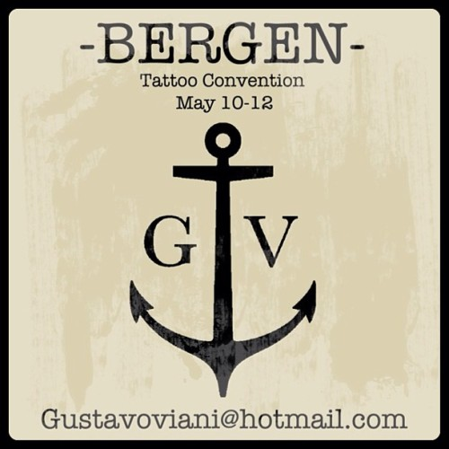 Attention Norway!!! I'll attend the Bergen convention this weekend I have a few spaces available. For booking & info please email me. Enjoy the evening