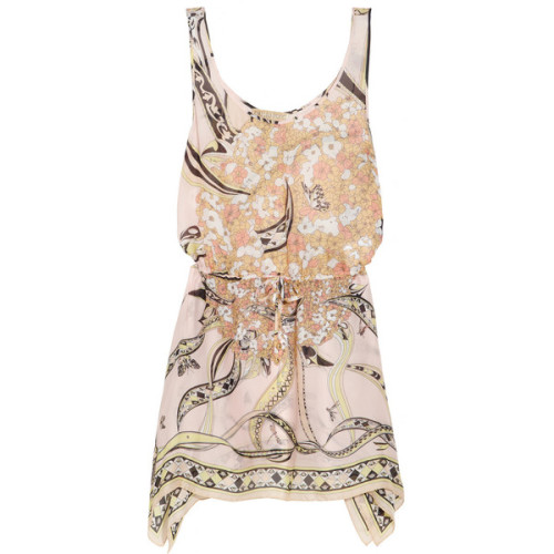 Emilio Pucci dress   ❤ liked on Polyvore (see more beach dresses)