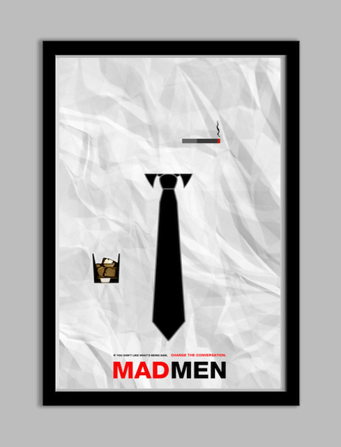 Mad Men by Frankie McKeever