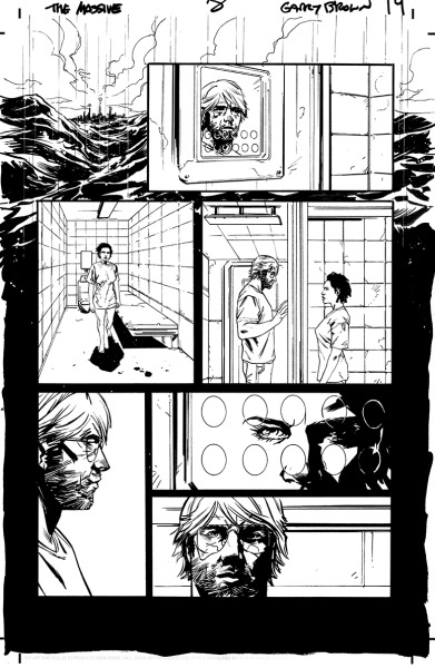 Inks from issue 8
