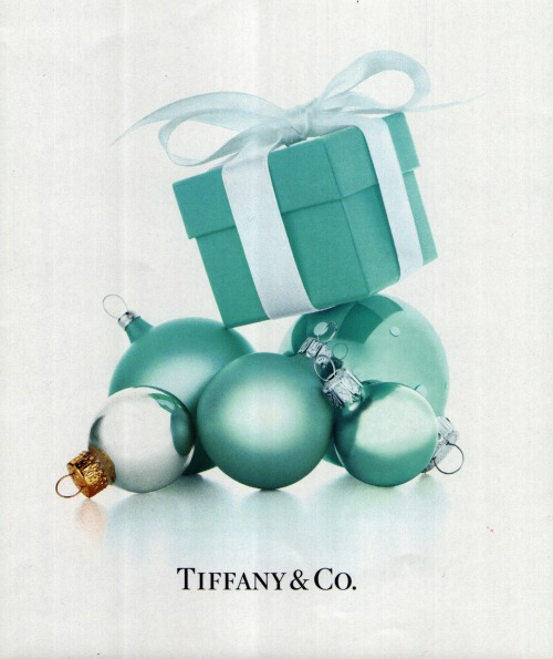 Tiffany christmas.