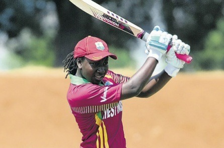 easymyselecta:  MUMBAI, India (CMC) — Gutsy West Indies defied the odds to beat Australia and book their place in the final of the Women's World Cup for the first time yesterday. Facing defeat after being rolled over for a paltry 164 all out off 47 overs, the Caribbean dug deep, found the courage and resolve to shockingly bundle out the Aussies for 156 off 48.2 overs, and snatch a narrow eight-run victory in their final Super Six, second-round game. Read more: http://www.jamaicaobserver.com/sport/Final-history—-WI-Women-shock-Aussies-to-reach-World-Cup-finale_13636225#ixzz2KtsJpkYJ