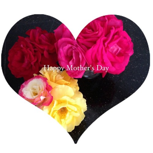 Happy Mother's Day!!! Hope you are enjoying your day!  #HappyMothersDay