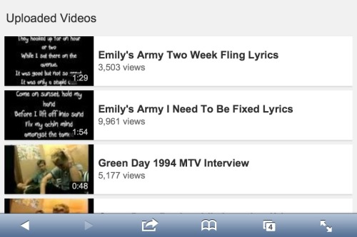 Woah haven't checked this account in 2 years. So happy these lyric videos are still being watched.