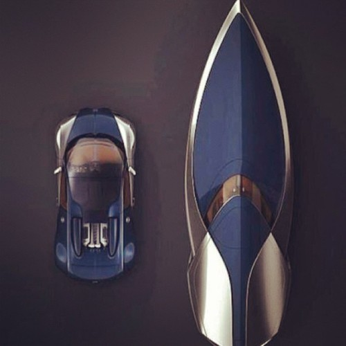 The Bugatti Yacht concept.. #design #luxury