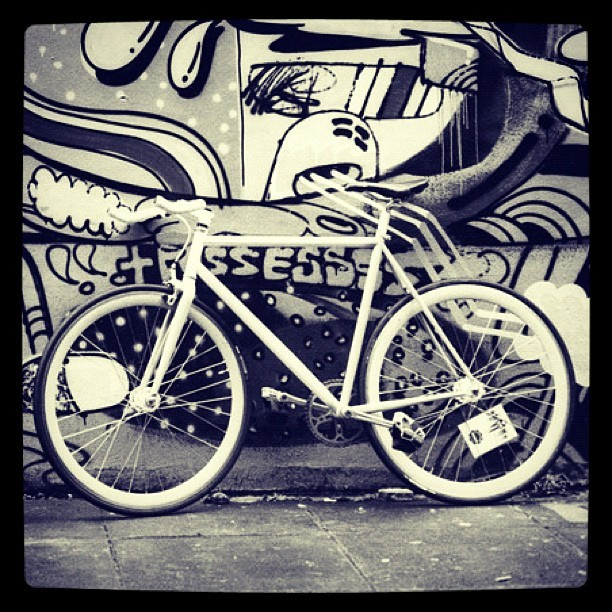 #fixie #fixieporn #fixedgear #fixieoftheday