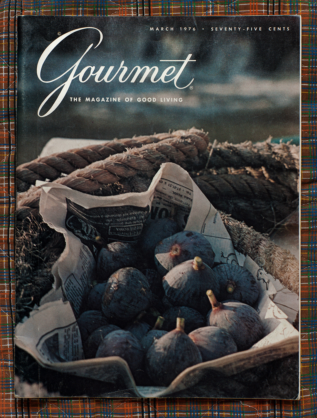 Gourmet: March 1976