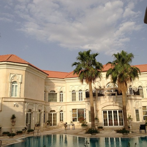 "richkidsofinstagram:  ""There is no place like home"" #Blessed by moalturki"