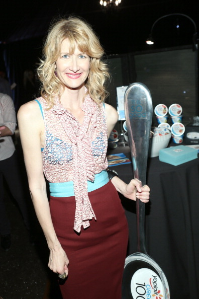 Blog Idea: Laura Dern Holding Things