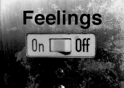 missrobertac:  I turned them all off! No more feelings! I feel free