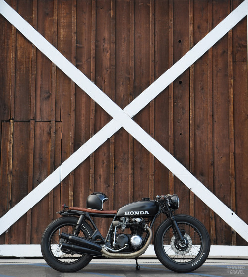 anchordivision:  CB550 Custom Build by S&G builder Brady Young, view here.  cannot contain drools.