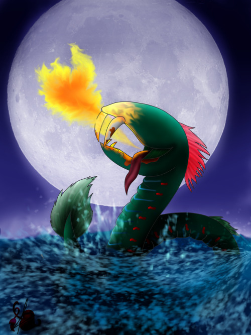 gregner89:  EarthBound: The Kraken by ~Nannotech
