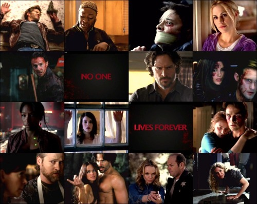 t-trueblood-b:  NO ONE LIVES FOREVER True Blood — Season 6