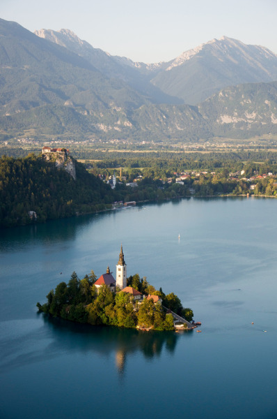 travelingcolors:  The beautiful Bled | Slovenia (by Marin Tomic)